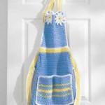 Daisy-Crochet-Apron