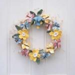 crochet-spring-wreath