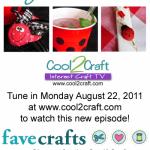 8-22-11 Cool2Craft TV - Summer Picnic