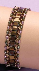 Project of the Day: Tila Temptation Bracelet Tutorial