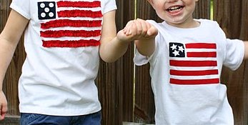 4th of July Kid's T-Shirt
