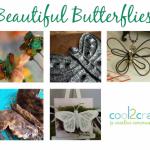 Beautiful Butterflies - Cool2Craft TV