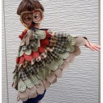 Fabric Owl Costume Pattern