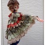Fabric Owl Costume Pattern