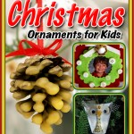 7 Easy Homemade Ornaments for Kids