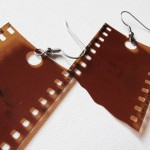 Film Strip Earrings