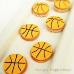 Edible Kids' Crafts Basketball Treats