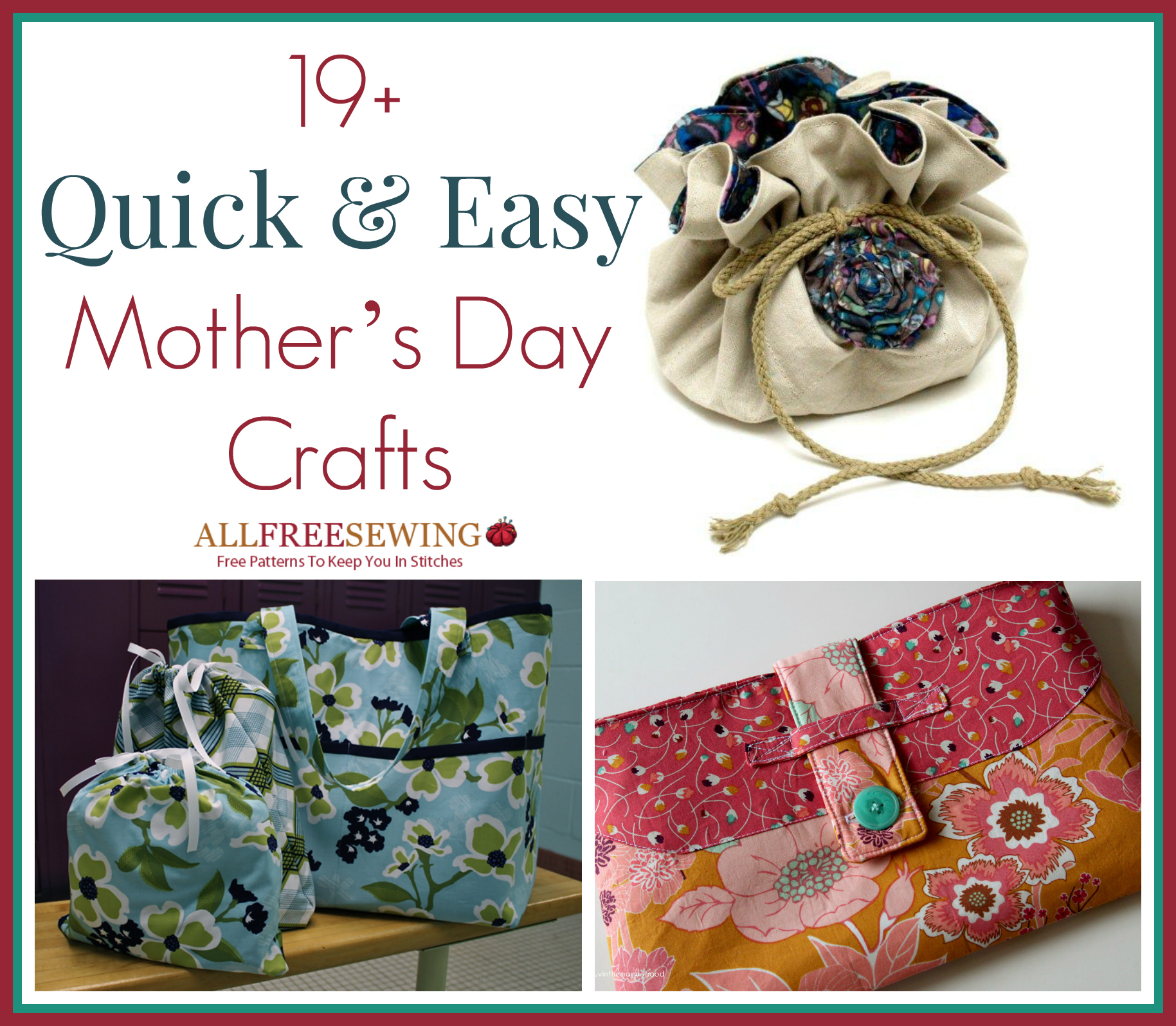 Quick easy mother s day crafts favecrafts