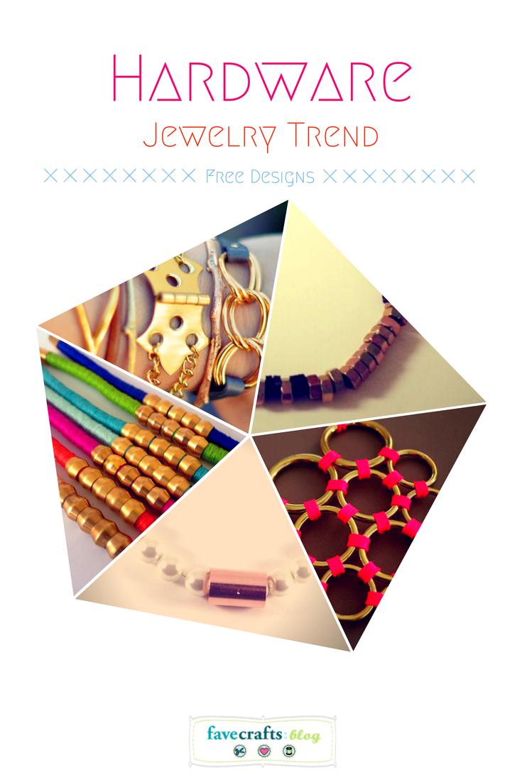 Hardware Jewelry Trend