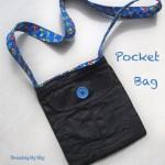 Stylish Upcycled Pocket Purse