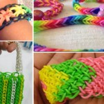 6 Rainbow Loom Patterns You Can Make