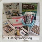 FaveQuilts Quilt Swag Bag