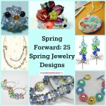 Spring Forward: 25 Spring Jewelry Designs