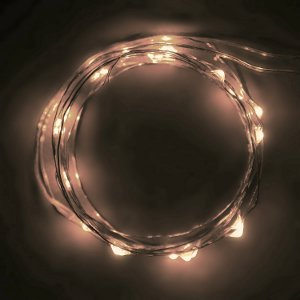 Ultra Thin Wire LED Lights