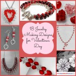 18 Jewelry Making Designs for Valentine's Day