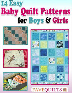Baby Quilt Patterns for Boys and Girls