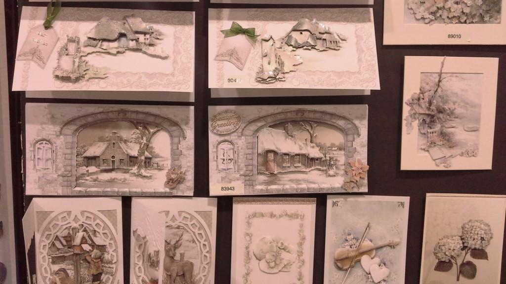 Ecstasy Crafts Card Display