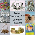 Make Metal Stamped Jewelry: 14 DIY Projects