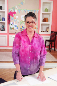 Quilting Arts TV - Susan Brubaker Knapp photo