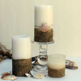 Sand-Dipped-Candles