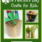 New Ideas: 12 St. Patrick's Day Crafts for Kids