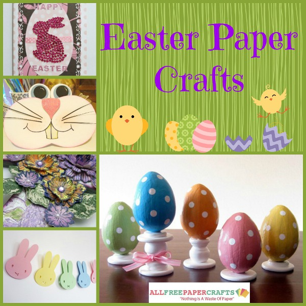 17 DIY Easter Decorations and Other Easter Crafts