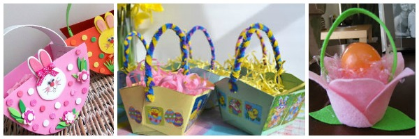 Easter Basket Ideas Featured