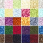 Watermark Fabric Fat Quarter Bundle