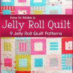 How to Make a Jelly Roll Quilt