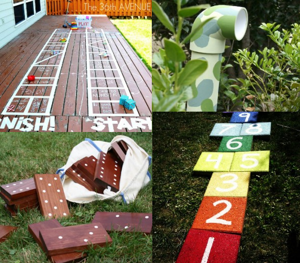 Get Out and Play! DIY Outdoor Activities for Your Family