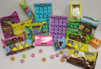 PEEPs 2014 Easter Offerings