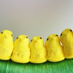 Make a DIY Wreath with PEEPS