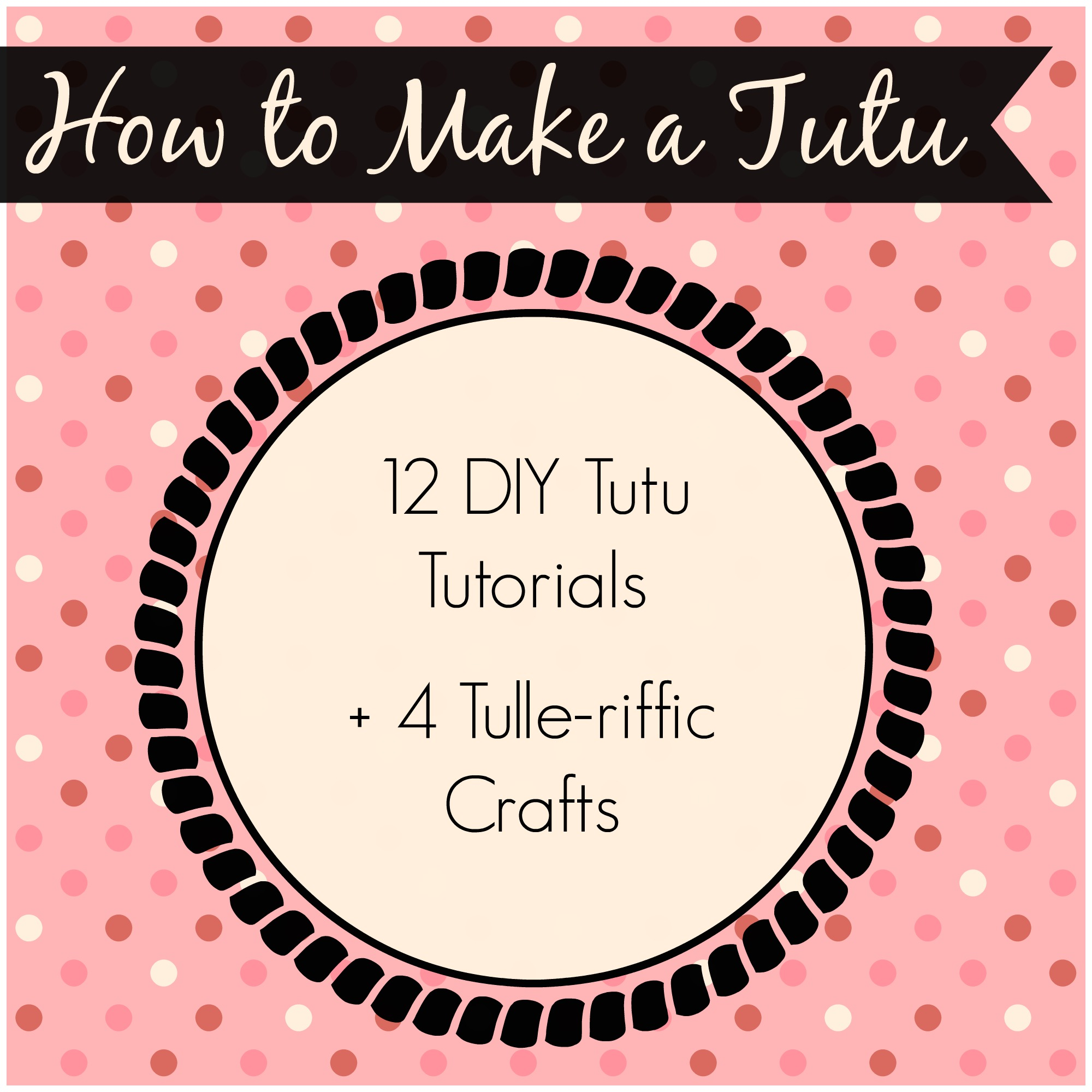 how to make a tulle tutu for adults