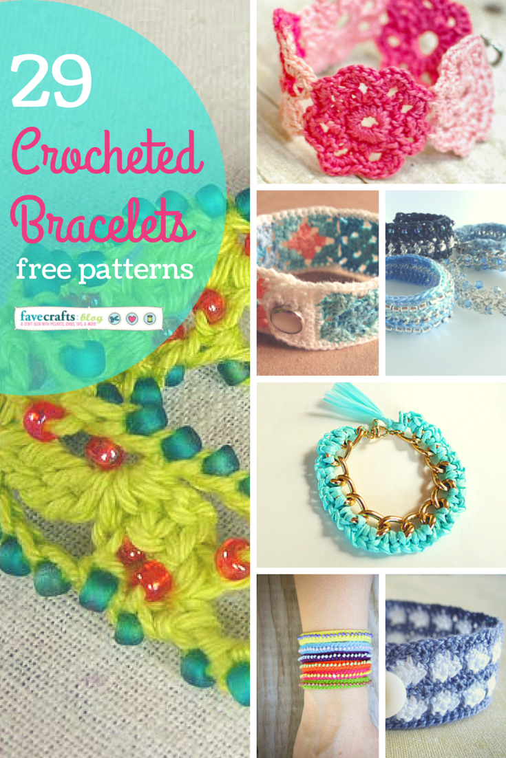 crocheted-bracelets-free-patterns