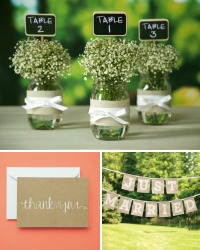 Gartner Studios BRIDES Rustic Wedding Details