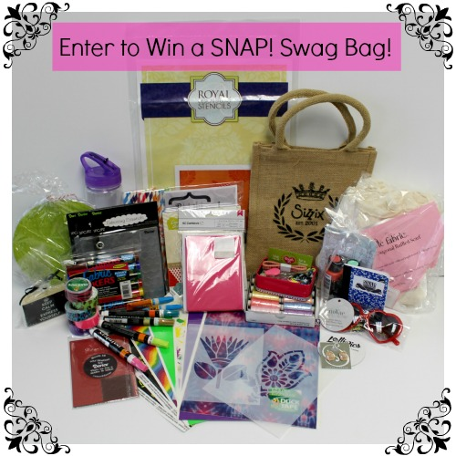 SNAP! Swag Bag Giveaway
