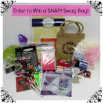 SNAP! Swag Bag Winner