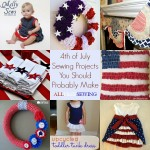 4th of July Sewing Projects You Should Probably Make