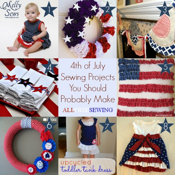 4th of July Crafts You Shoudl Make