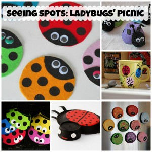 Seeing Spots: Ladybugs' Picnic