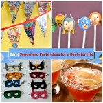 Bam! Superhero Party Ideas