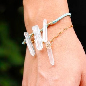 Magic Crystal Shard Bracelets