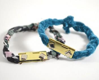 10 Minute Scrapped Bracelet