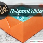 Hello! Origami Tutorials