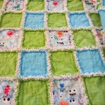 Ragtime Blues: 15 Rag Quilt Patterns