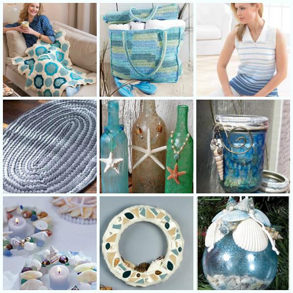 Diy Nautical Decor Ideas: Crafts, Ahoy: DIY Nautical Decor And More