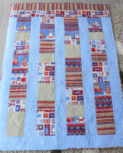 Everyday Easy Baby Quilt