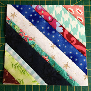 Quilt As You Go Quilt Block