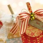 christmas box red close
