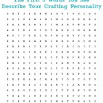 crafting-personality-word-search